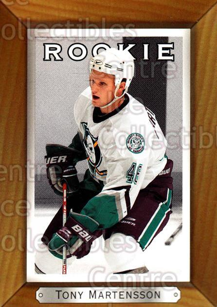 2003-04 Beehive #223 Tony Martensson<br/>3 In Stock - $3.00 each - <a href=https://centericecollectibles.foxycart.com/cart?name=2003-04%20Beehive%20%23223%20Tony%20Martensson...&quantity_max=3&price=$3.00&code=367432 class=foxycart> Buy it now! </a>