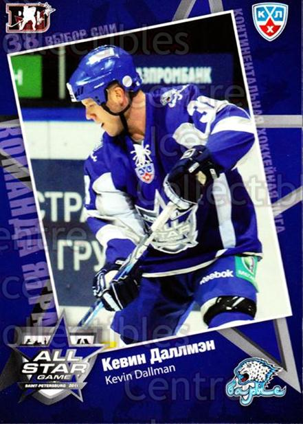 2010-11 Russian KHL SeReal AS Game #30 Kevin Dallman<br/>25 In Stock - $2.00 each - <a href=https://centericecollectibles.foxycart.com/cart?name=2010-11%20Russian%20KHL%20SeReal%20AS%20Game%20%2330%20Kevin%20Dallman...&quantity_max=25&price=$2.00&code=367495 class=foxycart> Buy it now! </a>