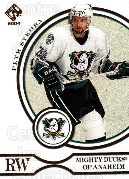 2003-04 Private Stock #4 Petr Sykora<br/>1 In Stock - $1.00 each - <a href=https://centericecollectibles.foxycart.com/cart?name=2003-04%20Private%20Stock%20%234%20Petr%20Sykora...&quantity_max=1&price=$1.00&code=368051 class=foxycart> Buy it now! </a>
