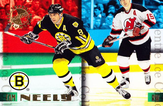 1995 Stadium Club Members Only #4 Cam Neely<br/>9 In Stock - $2.00 each - <a href=https://centericecollectibles.foxycart.com/cart?name=1995%20Stadium%20Club%20Members%20Only%20%234%20Cam%20Neely...&quantity_max=9&price=$2.00&code=36869 class=foxycart> Buy it now! </a>