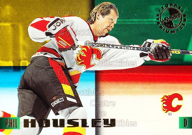 1995 Stadium Club Members Only #45 Phil Housley<br/>10 In Stock - $2.00 each - <a href=https://centericecollectibles.foxycart.com/cart?name=1995%20Stadium%20Club%20Members%20Only%20%2345%20Phil%20Housley...&quantity_max=10&price=$2.00&code=36873 class=foxycart> Buy it now! </a>
