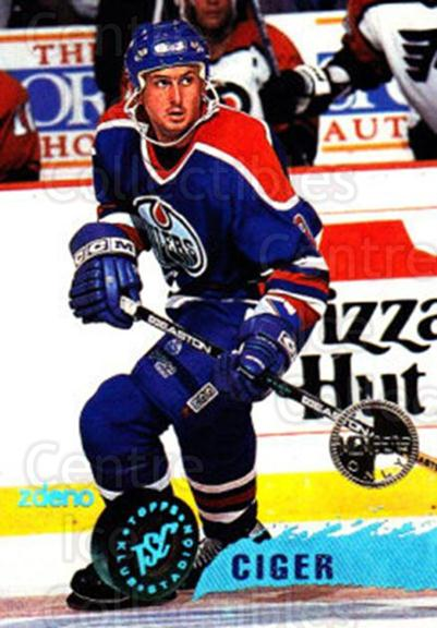 1995-96 Stadium Club Members Only #127 Zdeno Ciger<br/>5 In Stock - $3.00 each - <a href=https://centericecollectibles.foxycart.com/cart?name=1995-96%20Stadium%20Club%20Members%20Only%20%23127%20Zdeno%20Ciger...&quantity_max=5&price=$3.00&code=36923 class=foxycart> Buy it now! </a>