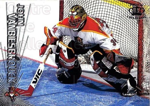 1997-98 Pacific Silver #34 John Vanbiesbrouck<br/>9 In Stock - $2.00 each - <a href=https://centericecollectibles.foxycart.com/cart?name=1997-98%20Pacific%20Silver%20%2334%20John%20Vanbiesbro...&quantity_max=9&price=$2.00&code=369393 class=foxycart> Buy it now! </a>