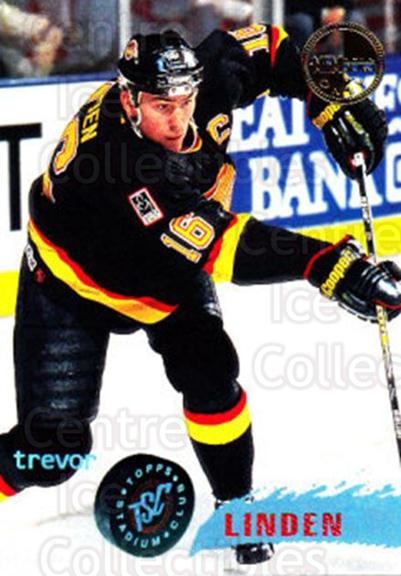 1995-96 Stadium Club Members Only #160 Trevor Linden<br/>1 In Stock - $5.00 each - <a href=https://centericecollectibles.foxycart.com/cart?name=1995-96%20Stadium%20Club%20Members%20Only%20%23160%20Trevor%20Linden...&quantity_max=1&price=$5.00&code=36953 class=foxycart> Buy it now! </a>