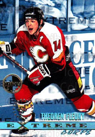 1995-96 Stadium Club Members Only #165 Theo Fleury<br/>1 In Stock - $5.00 each - <a href=https://centericecollectibles.foxycart.com/cart?name=1995-96%20Stadium%20Club%20Members%20Only%20%23165%20Theo%20Fleury...&quantity_max=1&price=$5.00&code=36957 class=foxycart> Buy it now! </a>