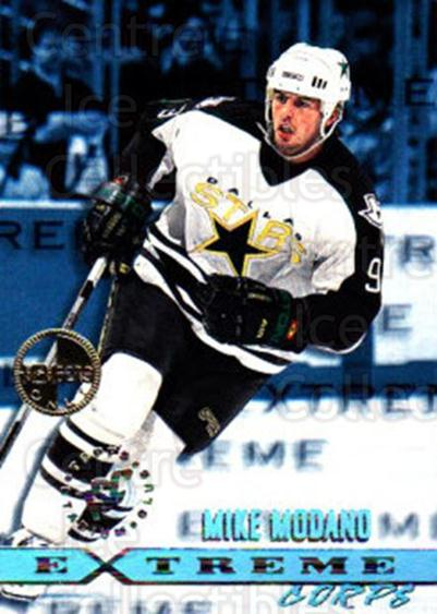 1995-96 Stadium Club Members Only #168 Mike Modano<br/>2 In Stock - $3.00 each - <a href=https://centericecollectibles.foxycart.com/cart?name=1995-96%20Stadium%20Club%20Members%20Only%20%23168%20Mike%20Modano...&quantity_max=2&price=$3.00&code=36958 class=foxycart> Buy it now! </a>