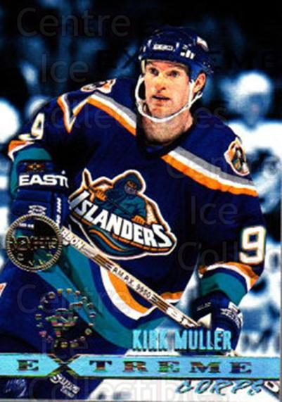 1995-96 Stadium Club Members Only #177 Kirk Muller<br/>7 In Stock - $3.00 each - <a href=https://centericecollectibles.foxycart.com/cart?name=1995-96%20Stadium%20Club%20Members%20Only%20%23177%20Kirk%20Muller...&quantity_max=7&price=$3.00&code=36964 class=foxycart> Buy it now! </a>