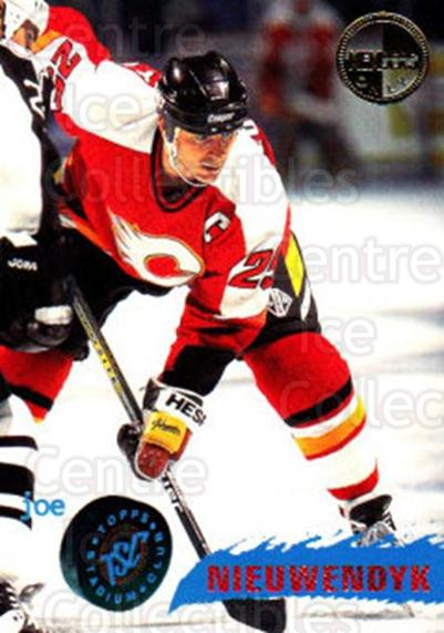 1995-96 Stadium Club Members Only #18 Joe Nieuwendyk<br/>5 In Stock - $3.00 each - <a href=https://centericecollectibles.foxycart.com/cart?name=1995-96%20Stadium%20Club%20Members%20Only%20%2318%20Joe%20Nieuwendyk...&quantity_max=5&price=$3.00&code=36967 class=foxycart> Buy it now! </a>