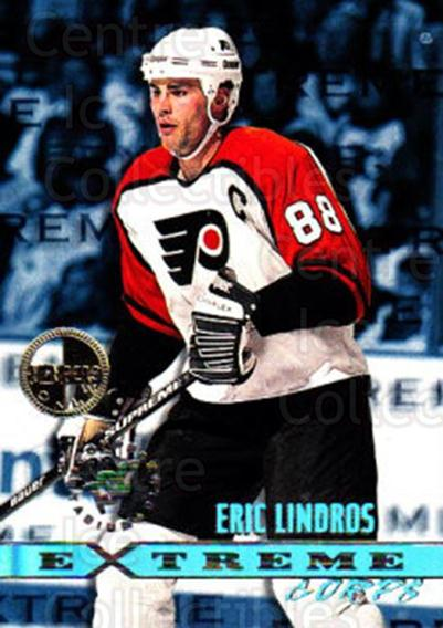 1995-96 Stadium Club Members Only #181 Eric Lindros<br/>2 In Stock - $5.00 each - <a href=https://centericecollectibles.foxycart.com/cart?name=1995-96%20Stadium%20Club%20Members%20Only%20%23181%20Eric%20Lindros...&quantity_max=2&price=$5.00&code=36968 class=foxycart> Buy it now! </a>