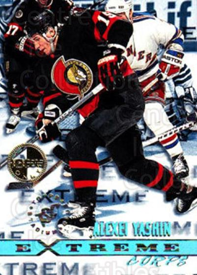 1995-96 Stadium Club Members Only #182 Alexei Yashin<br/>4 In Stock - $3.00 each - <a href=https://centericecollectibles.foxycart.com/cart?name=1995-96%20Stadium%20Club%20Members%20Only%20%23182%20Alexei%20Yashin...&quantity_max=4&price=$3.00&code=36969 class=foxycart> Buy it now! </a>