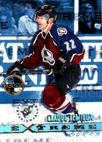 1995-96 Stadium Club Members Only #189 Claude Lemieux<br/>4 In Stock - $3.00 each - <a href=https://centericecollectibles.foxycart.com/cart?name=1995-96%20Stadium%20Club%20Members%20Only%20%23189%20Claude%20Lemieux...&quantity_max=4&price=$3.00&code=36973 class=foxycart> Buy it now! </a>