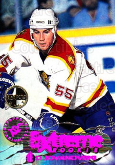 1995-96 Stadium Club Members Only #196 Ed Jovanovski<br/>4 In Stock - $3.00 each - <a href=https://centericecollectibles.foxycart.com/cart?name=1995-96%20Stadium%20Club%20Members%20Only%20%23196%20Ed%20Jovanovski...&quantity_max=4&price=$3.00&code=36981 class=foxycart> Buy it now! </a>