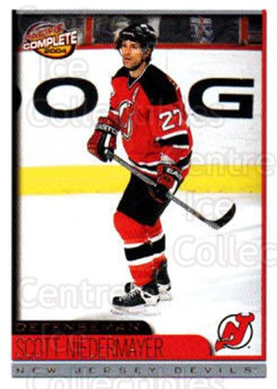 2003-04 Pacific Complete #12 Scott Niedermayer<br/>5 In Stock - $2.00 each - <a href=https://centericecollectibles.foxycart.com/cart?name=2003-04%20Pacific%20Complete%20%2312%20Scott%20Niedermay...&quantity_max=5&price=$2.00&code=371024 class=foxycart> Buy it now! </a>
