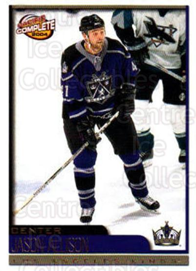 2003-04 Pacific Complete #41 Jason Allison<br/>5 In Stock - $2.00 each - <a href=https://centericecollectibles.foxycart.com/cart?name=2003-04%20Pacific%20Complete%20%2341%20Jason%20Allison...&quantity_max=5&price=$2.00&code=371053 class=foxycart> Buy it now! </a>