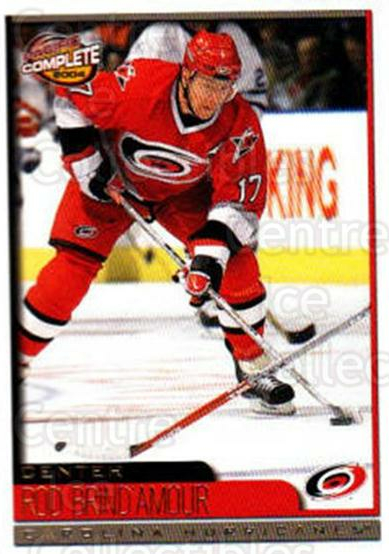 2003-04 Pacific Complete #48 Rod Brind'Amour<br/>7 In Stock - $2.00 each - <a href=https://centericecollectibles.foxycart.com/cart?name=2003-04%20Pacific%20Complete%20%2348%20Rod%20Brind'Amour...&quantity_max=7&price=$2.00&code=371060 class=foxycart> Buy it now! </a>