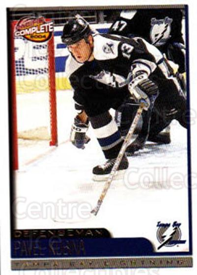 2003-04 Pacific Complete #84 Pavel Kubina<br/>2 In Stock - $2.00 each - <a href=https://centericecollectibles.foxycart.com/cart?name=2003-04%20Pacific%20Complete%20%2384%20Pavel%20Kubina...&quantity_max=2&price=$2.00&code=371096 class=foxycart> Buy it now! </a>