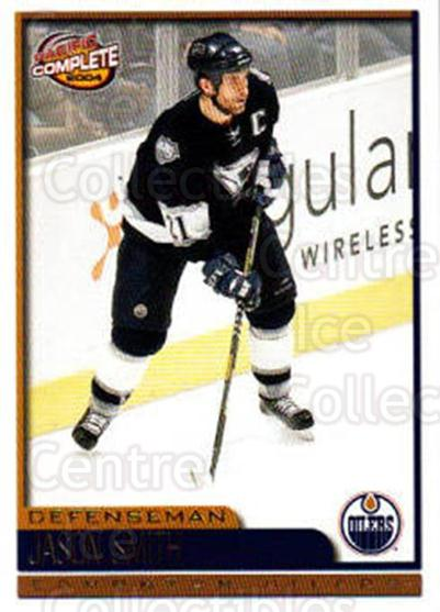 2003-04 Pacific Complete #87 Jason Smith<br/>4 In Stock - $2.00 each - <a href=https://centericecollectibles.foxycart.com/cart?name=2003-04%20Pacific%20Complete%20%2387%20Jason%20Smith...&quantity_max=4&price=$2.00&code=371099 class=foxycart> Buy it now! </a>