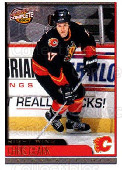 2003-04 Pacific Complete #168 Chris Clark<br/>6 In Stock - $2.00 each - <a href=https://centericecollectibles.foxycart.com/cart?name=2003-04%20Pacific%20Complete%20%23168%20Chris%20Clark...&quantity_max=6&price=$2.00&code=371180 class=foxycart> Buy it now! </a>