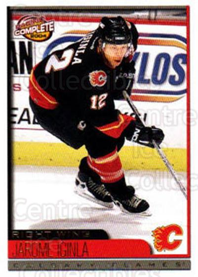 2003-04 Pacific Complete #219 Jarome Iginla<br/>1 In Stock - $2.00 each - <a href=https://centericecollectibles.foxycart.com/cart?name=2003-04%20Pacific%20Complete%20%23219%20Jarome%20Iginla...&quantity_max=1&price=$2.00&code=371231 class=foxycart> Buy it now! </a>