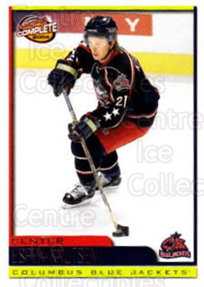 2003-04 Pacific Complete #255 Espen Knutsen<br/>1 In Stock - $2.00 each - <a href=https://centericecollectibles.foxycart.com/cart?name=2003-04%20Pacific%20Complete%20%23255%20Espen%20Knutsen...&quantity_max=1&price=$2.00&code=371267 class=foxycart> Buy it now! </a>