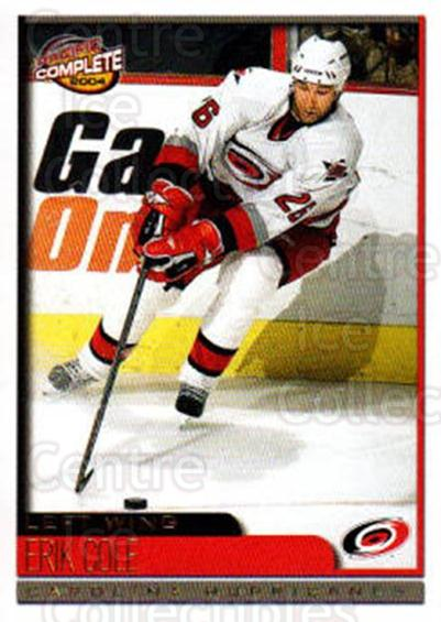 2003-04 Pacific Complete #256 Erik Cole<br/>1 In Stock - $2.00 each - <a href=https://centericecollectibles.foxycart.com/cart?name=2003-04%20Pacific%20Complete%20%23256%20Erik%20Cole...&quantity_max=1&price=$2.00&code=371268 class=foxycart> Buy it now! </a>