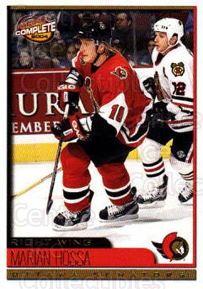 2003-04 Pacific Complete #330 Marian Hossa<br/>1 In Stock - $2.00 each - <a href=https://centericecollectibles.foxycart.com/cart?name=2003-04%20Pacific%20Complete%20%23330%20Marian%20Hossa...&quantity_max=1&price=$2.00&code=371342 class=foxycart> Buy it now! </a>