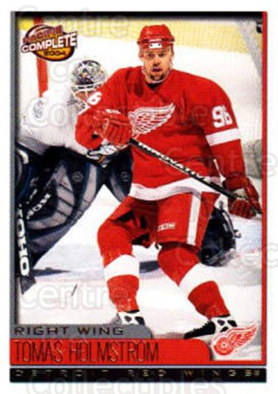 2003-04 Pacific Complete #355 Tomas Holmstrom<br/>1 In Stock - $2.00 each - <a href=https://centericecollectibles.foxycart.com/cart?name=2003-04%20Pacific%20Complete%20%23355%20Tomas%20Holmstrom...&quantity_max=1&price=$2.00&code=371367 class=foxycart> Buy it now! </a>