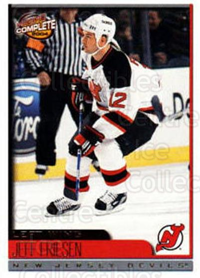 2003-04 Pacific Complete #378 Jeff Friesen<br/>1 In Stock - $2.00 each - <a href=https://centericecollectibles.foxycart.com/cart?name=2003-04%20Pacific%20Complete%20%23378%20Jeff%20Friesen...&quantity_max=1&price=$2.00&code=371390 class=foxycart> Buy it now! </a>