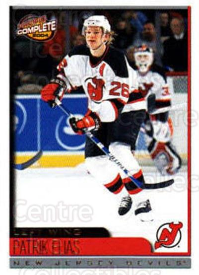 2003-04 Pacific Complete #395 Patrik Elias<br/>1 In Stock - $2.00 each - <a href=https://centericecollectibles.foxycart.com/cart?name=2003-04%20Pacific%20Complete%20%23395%20Patrik%20Elias...&quantity_max=1&price=$2.00&code=371407 class=foxycart> Buy it now! </a>