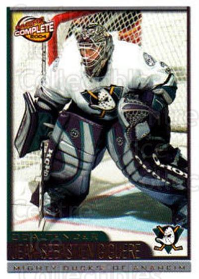 2003-04 Pacific Complete #403 Jean-Sebastien Giguere<br/>4 In Stock - $2.00 each - <a href=https://centericecollectibles.foxycart.com/cart?name=2003-04%20Pacific%20Complete%20%23403%20Jean-Sebastien%20...&quantity_max=4&price=$2.00&code=371415 class=foxycart> Buy it now! </a>