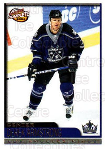 2003-04 Pacific Complete #407 Derek Armstrong<br/>4 In Stock - $2.00 each - <a href=https://centericecollectibles.foxycart.com/cart?name=2003-04%20Pacific%20Complete%20%23407%20Derek%20Armstrong...&quantity_max=4&price=$2.00&code=371419 class=foxycart> Buy it now! </a>