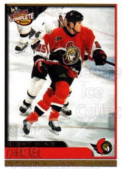 2003-04 Pacific Complete #413 Chris Neil<br/>1 In Stock - $2.00 each - <a href=https://centericecollectibles.foxycart.com/cart?name=2003-04%20Pacific%20Complete%20%23413%20Chris%20Neil...&quantity_max=1&price=$2.00&code=371425 class=foxycart> Buy it now! </a>