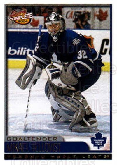 2003-04 Pacific Complete #418 Mikael Tellqvist<br/>1 In Stock - $2.00 each - <a href=https://centericecollectibles.foxycart.com/cart?name=2003-04%20Pacific%20Complete%20%23418%20Mikael%20Tellqvis...&quantity_max=1&price=$2.00&code=371430 class=foxycart> Buy it now! </a>