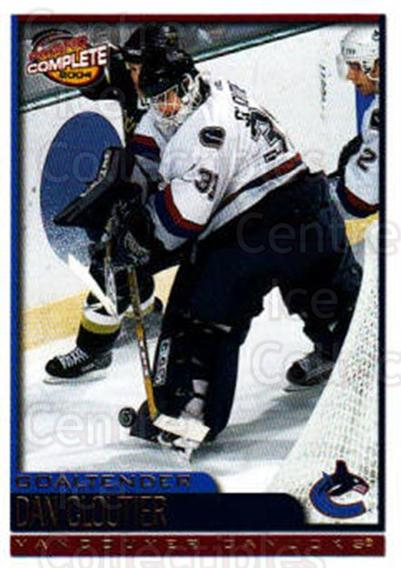 2003-04 Pacific Complete #442 Dan Cloutier<br/>1 In Stock - $2.00 each - <a href=https://centericecollectibles.foxycart.com/cart?name=2003-04%20Pacific%20Complete%20%23442%20Dan%20Cloutier...&quantity_max=1&price=$2.00&code=371454 class=foxycart> Buy it now! </a>
