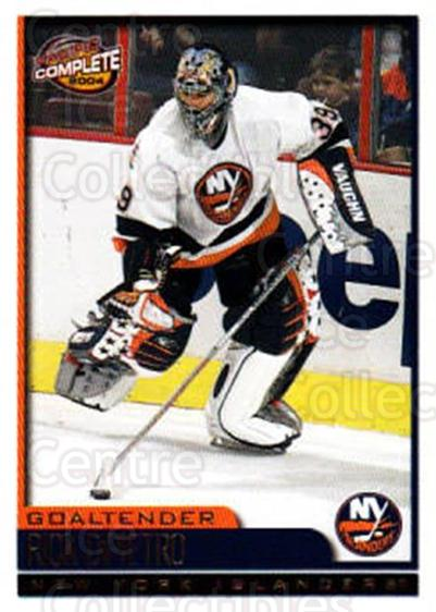 2003-04 Pacific Complete #448 Rick DiPietro<br/>2 In Stock - $2.00 each - <a href=https://centericecollectibles.foxycart.com/cart?name=2003-04%20Pacific%20Complete%20%23448%20Rick%20DiPietro...&quantity_max=2&price=$2.00&code=371460 class=foxycart> Buy it now! </a>
