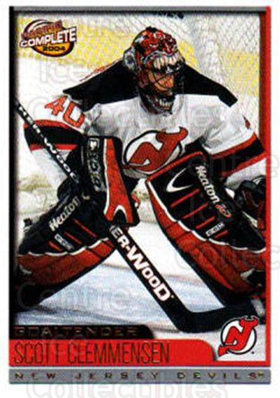 2003-04 Pacific Complete #455 Scott Clemmensen<br/>1 In Stock - $2.00 each - <a href=https://centericecollectibles.foxycart.com/cart?name=2003-04%20Pacific%20Complete%20%23455%20Scott%20Clemmense...&quantity_max=1&price=$2.00&code=371467 class=foxycart> Buy it now! </a>