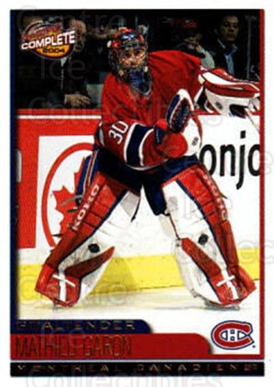 2003-04 Pacific Complete #466 Mathieu Garon<br/>1 In Stock - $2.00 each - <a href=https://centericecollectibles.foxycart.com/cart?name=2003-04%20Pacific%20Complete%20%23466%20Mathieu%20Garon...&quantity_max=1&price=$2.00&code=371478 class=foxycart> Buy it now! </a>