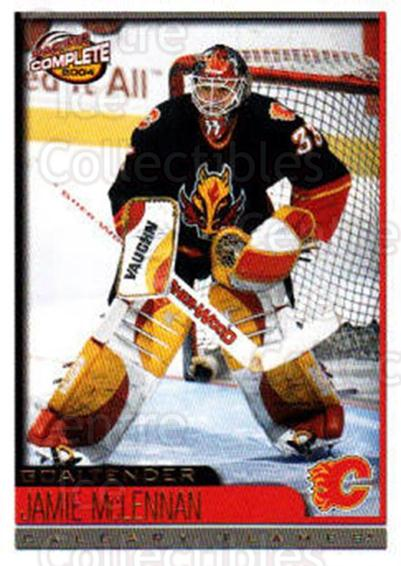 2003-04 Pacific Complete #479 Jamie McLennan<br/>4 In Stock - $2.00 each - <a href=https://centericecollectibles.foxycart.com/cart?name=2003-04%20Pacific%20Complete%20%23479%20Jamie%20McLennan...&quantity_max=4&price=$2.00&code=371491 class=foxycart> Buy it now! </a>