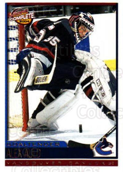2003-04 Pacific Complete #485 Alex Auld<br/>1 In Stock - $2.00 each - <a href=https://centericecollectibles.foxycart.com/cart?name=2003-04%20Pacific%20Complete%20%23485%20Alex%20Auld...&quantity_max=1&price=$2.00&code=371497 class=foxycart> Buy it now! </a>