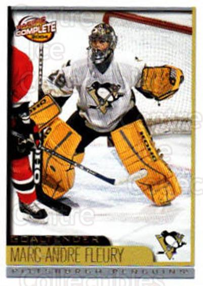 2003-04 Pacific Complete #507 Marc-Andre Fleury<br/>1 In Stock - $5.00 each - <a href=https://centericecollectibles.foxycart.com/cart?name=2003-04%20Pacific%20Complete%20%23507%20Marc-Andre%20Fleu...&quantity_max=1&price=$5.00&code=371519 class=foxycart> Buy it now! </a>