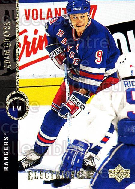 1994-95 Upper Deck Electric Ice #10 Adam Graves<br/>4 In Stock - $2.00 each - <a href=https://centericecollectibles.foxycart.com/cart?name=1994-95%20Upper%20Deck%20Electric%20Ice%20%2310%20Adam%20Graves...&quantity_max=4&price=$2.00&code=372286 class=foxycart> Buy it now! </a>