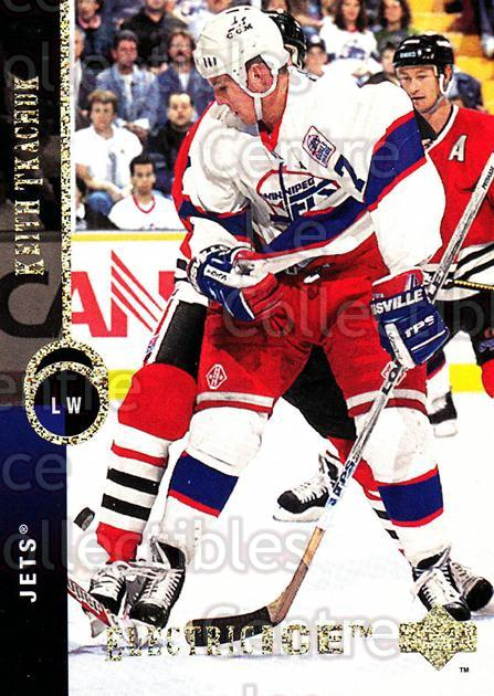 1994-95 Upper Deck Electric Ice #145 Keith Tkachuk<br/>3 In Stock - $2.00 each - <a href=https://centericecollectibles.foxycart.com/cart?name=1994-95%20Upper%20Deck%20Electric%20Ice%20%23145%20Keith%20Tkachuk...&quantity_max=3&price=$2.00&code=372336 class=foxycart> Buy it now! </a>