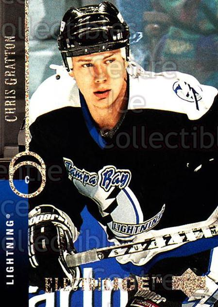 1994-95 Upper Deck Electric Ice #345 Chris Gratton<br/>3 In Stock - $2.00 each - <a href=https://centericecollectibles.foxycart.com/cart?name=1994-95%20Upper%20Deck%20Electric%20Ice%20%23345%20Chris%20Gratton...&quantity_max=3&price=$2.00&code=372554 class=foxycart> Buy it now! </a>