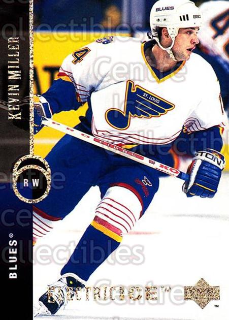 1994-95 Upper Deck Electric Ice #451 Kevin Miller<br/>3 In Stock - $2.00 each - <a href=https://centericecollectibles.foxycart.com/cart?name=1994-95%20Upper%20Deck%20Electric%20Ice%20%23451%20Kevin%20Miller...&quantity_max=3&price=$2.00&code=372667 class=foxycart> Buy it now! </a>