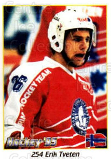 1995 Swedish World Championships Stickers #254 Erik Tveten<br/>1 In Stock - $2.00 each - <a href=https://centericecollectibles.foxycart.com/cart?name=1995%20Swedish%20World%20Championships%20Stickers%20%23254%20Erik%20Tveten...&quantity_max=1&price=$2.00&code=37269 class=foxycart> Buy it now! </a>