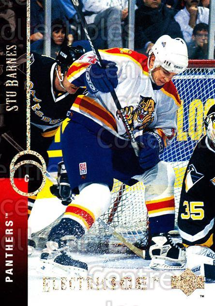 1994-95 Upper Deck Electric Ice #493 Stu Barnes<br/>2 In Stock - $2.00 each - <a href=https://centericecollectibles.foxycart.com/cart?name=1994-95%20Upper%20Deck%20Electric%20Ice%20%23493%20Stu%20Barnes...&quantity_max=2&price=$2.00&code=372711 class=foxycart> Buy it now! </a>