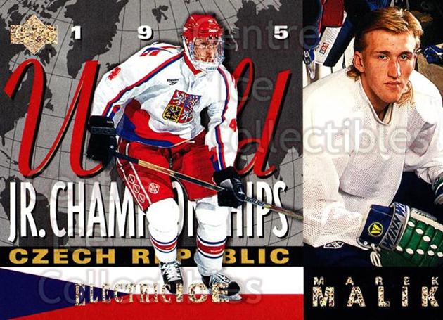 1994-95 Upper Deck Electric Ice #506 Marek Malik<br/>5 In Stock - $2.00 each - <a href=https://centericecollectibles.foxycart.com/cart?name=1994-95%20Upper%20Deck%20Electric%20Ice%20%23506%20Marek%20Malik...&quantity_max=5&price=$2.00&code=372725 class=foxycart> Buy it now! </a>