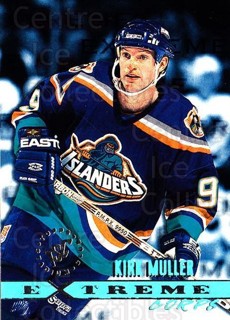 1995-96 Stadium Club #177 Kirk Muller<br/>2 In Stock - $1.00 each - <a href=https://centericecollectibles.foxycart.com/cart?name=1995-96%20Stadium%20Club%20%23177%20Kirk%20Muller...&quantity_max=2&price=$1.00&code=372972 class=foxycart> Buy it now! </a>
