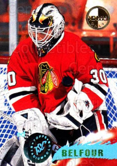1995-96 Stadium Club Members Only #55 Ed Belfour<br/>1 In Stock - $10.00 each - <a href=https://centericecollectibles.foxycart.com/cart?name=1995-96%20Stadium%20Club%20Members%20Only%20%2355%20Ed%20Belfour...&quantity_max=1&price=$10.00&code=372991 class=foxycart> Buy it now! </a>