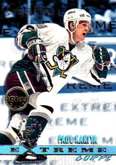 1995-96 Stadium Club Members Only #174 Paul Kariya<br/>2 In Stock - $5.00 each - <a href=https://centericecollectibles.foxycart.com/cart?name=1995-96%20Stadium%20Club%20Members%20Only%20%23174%20Paul%20Kariya...&quantity_max=2&price=$5.00&code=372998 class=foxycart> Buy it now! </a>